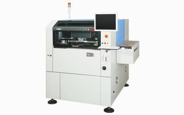 Przebudowa linii produkcyjnej – nowa automatyczna drukarka Yamaha YSP
