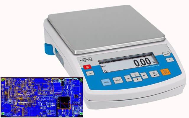 Wdrożenie do produkcji zmodernizowanej elektroniki do wag X